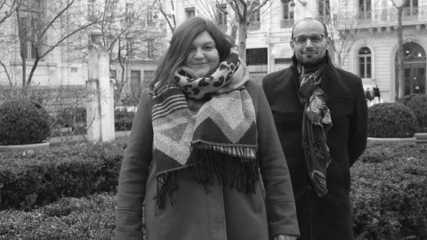 Charline Keller et Anthony Contat, cofondateurs de Tie-Up