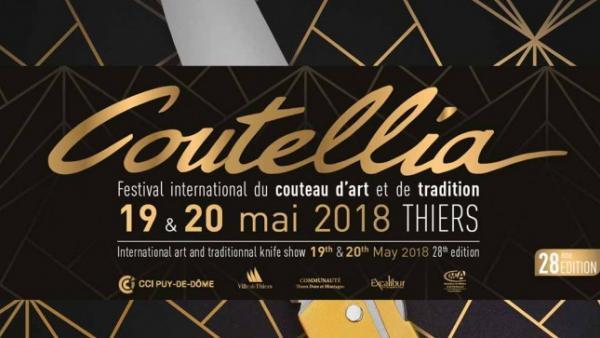 Affiche du Festival Coutellia 2018