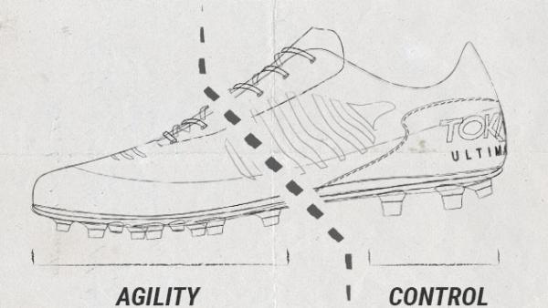 Chaussure Tokay
