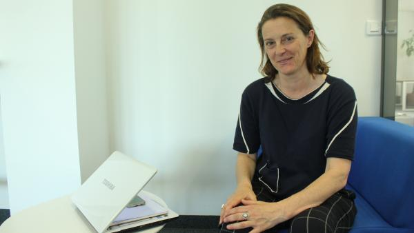 Laurence Declinand, fondatrice de Tool 4 Food