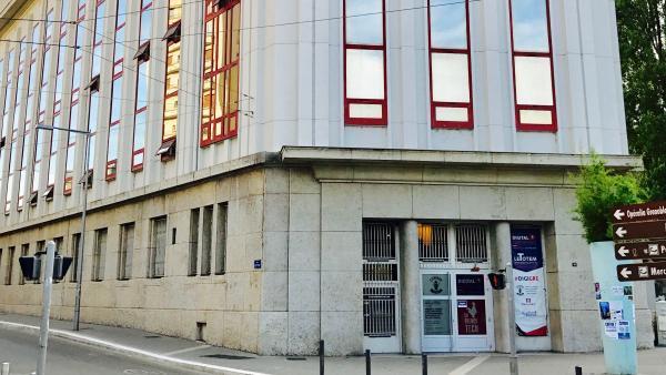 Le Totem à Grenoble