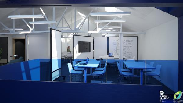 Mines Saint-Etienne: ouverture de l'usine-école Twin en 2023