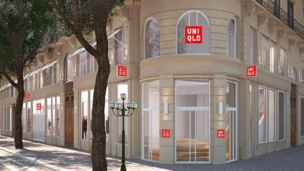 Le futur magasin Uniqlo de Lyon ouvrira dans le quartier Grôlée à l'automne 2017