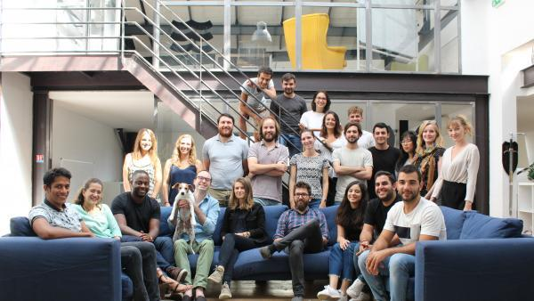 Equipe Upfluence Lyon, brefeco.com