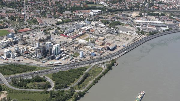 Les industriels de Lyon Vallée de la Chimie - bref eco