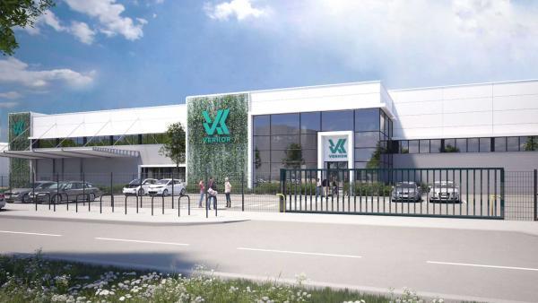 Verkor Innovation Center - bref eco