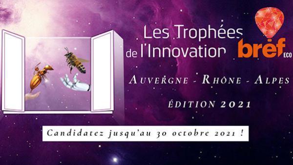 Trophées Bref Eco de l'Innovation