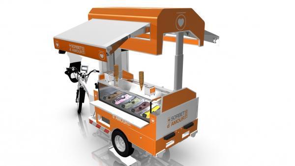 Le réseau de franchise spécialisé dans la vente de glaces artisanales et sorbets, ô Sorbet d'Amour, s'est équipé de Freegônes.