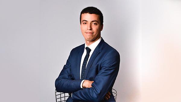 Wadie Maaninou, ingénieur et cocréateur de Phoenix mobility.