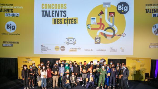 Talents des Cités 2020: un lauréat de Vaulx-en-Velin primé nationalement