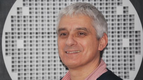 Xavier Hugon, directeur général d'Aledia, brefeco.com