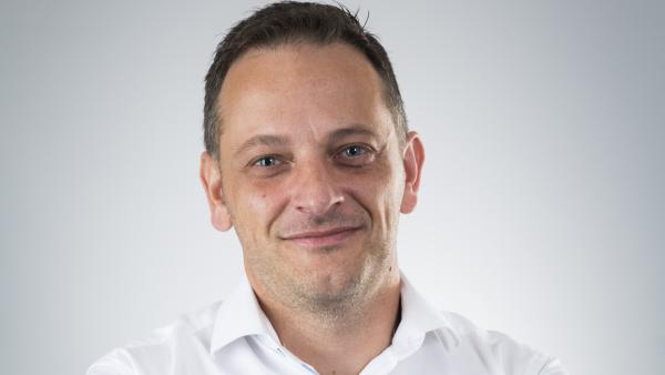 Yann Mogno, président, a créé Synolia en 2004 à Lyon.