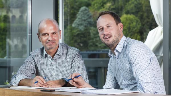 Alain Barbier et Sébastien Lapendry, brefeco.com