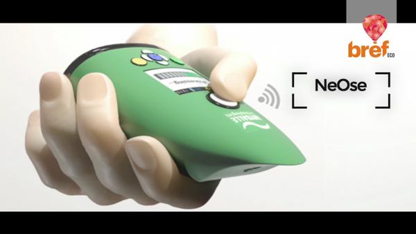 Saga #BrefInnov 7/12 : Aryballe Technologies crée un nez artificiel