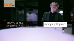 Somudimec, partenaire des Trophées de l'Innovation 2016