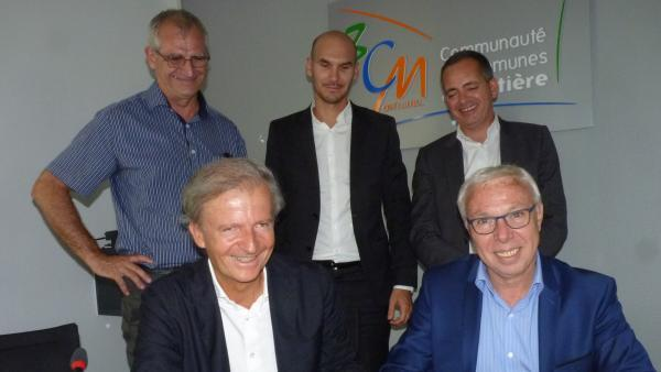 Pitch Promotion va construire le nouveau parc d'activités de Montluel