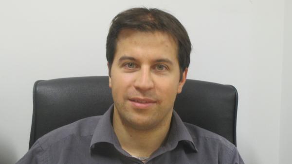 Grégory Orand, le Pdg fondateur de Zoomici.