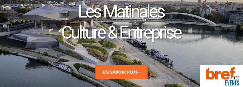 Les Matinales Culture & Entreprise